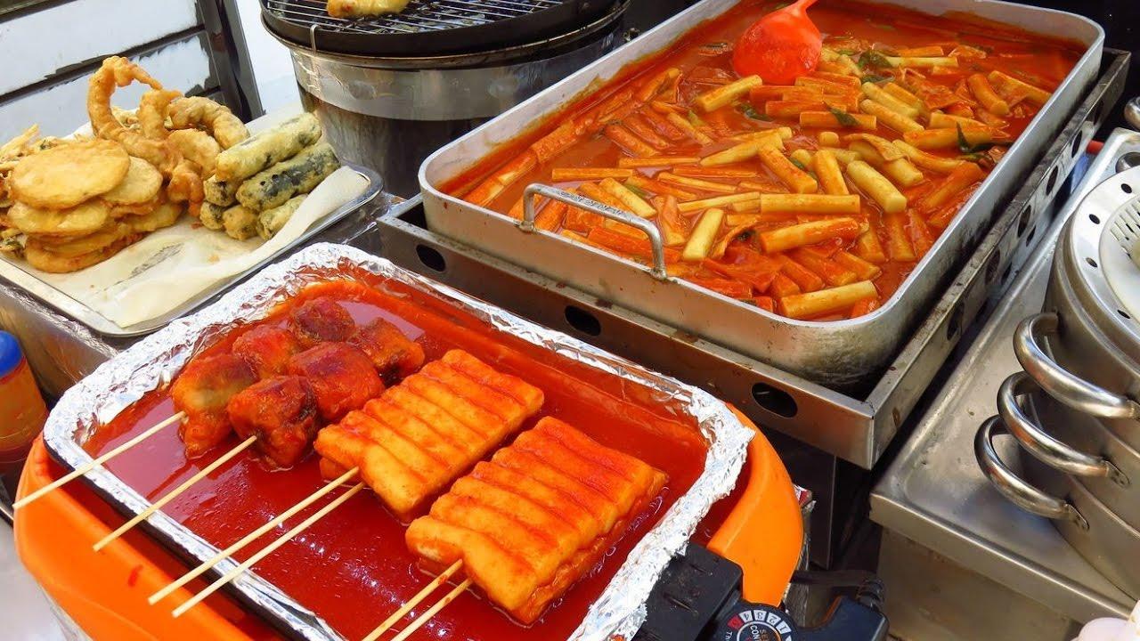lễ hội ẩm thực hàn quốc mùa thu