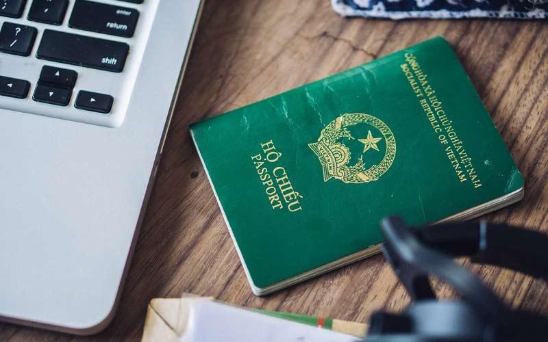 thủ tục làm hộ chiếu phổ thông