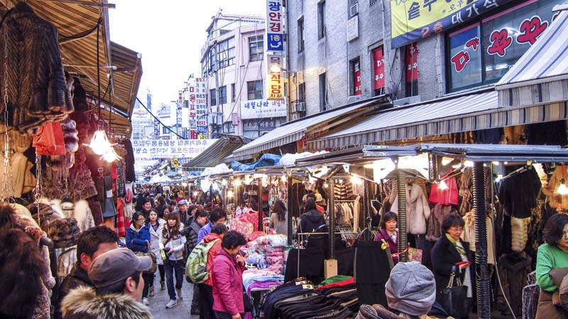 Đi Hàn Quốc mua gì