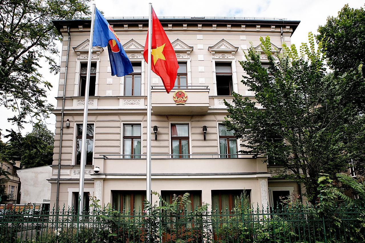 Đại sứ quán Anh ở Hà Nội
