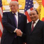 Thông tin hành chính của đại sứ quán Mỹ ở Việt Nam