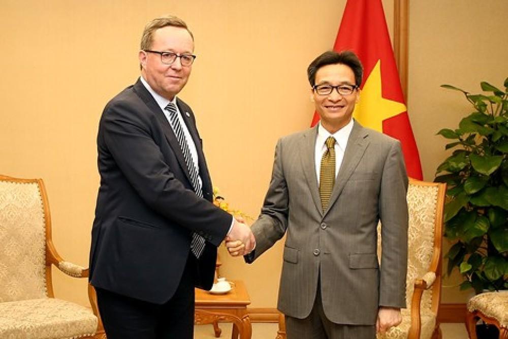đại sứ quán Phần Lan ở Việt Nam