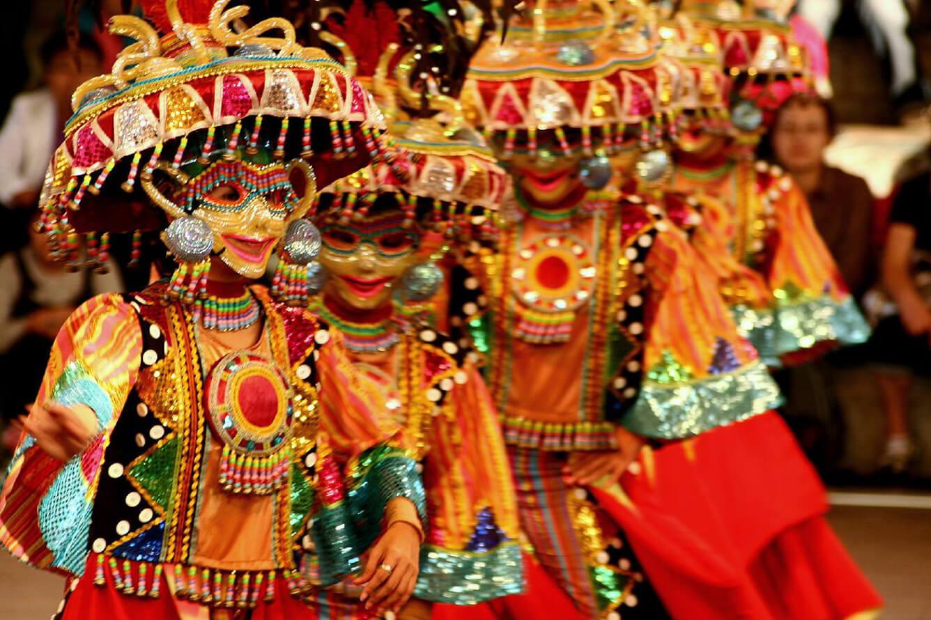 Lễ hội múa mặt nạ quốc tế Hàn Quốc mùa thu