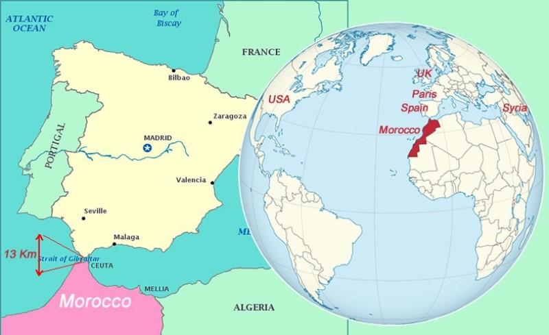 Morocco là nước nào