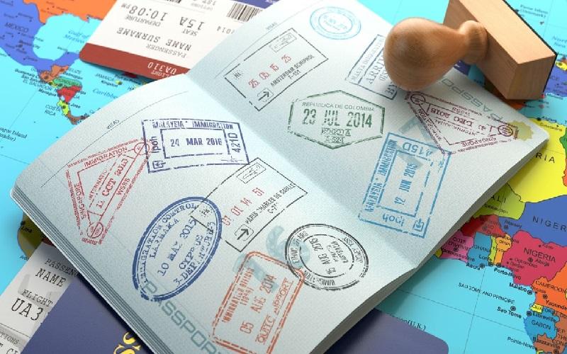 làm passport cho trẻ em