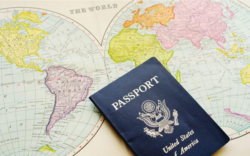 đăng ký passport online