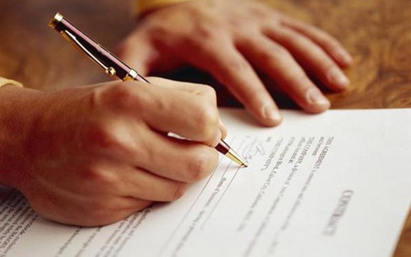 giấy xác nhận thông tin cá nhân