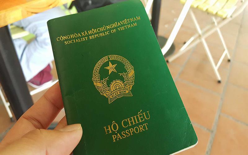 làm hộ chiếu hà nội